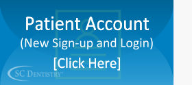 Patient Account New Sign-up and Login at SCDentalGroup.com | SC Dental Group