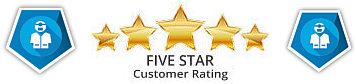 SC Dental Group Five Star Customer Rating image.
