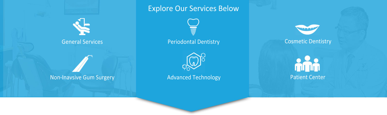 phoenix general dentistry, periodontal dentistry, cosmetic dentistry, PST Pinhole Surgical Technique non-invasive gum surgery | SC Dental Group