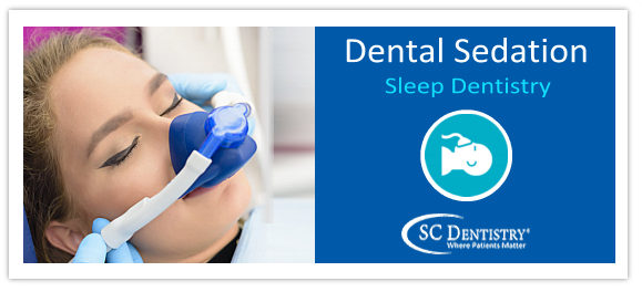 sedation dentistry in arizona | www.SCDentalGroup.com