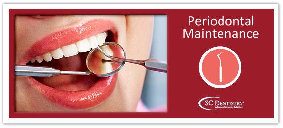 periodontal maintenance in arizona | www.SCDentalGroup.com