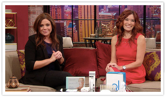 GLO whitening featured on rachel ray | www.SCDentalGroup.com
